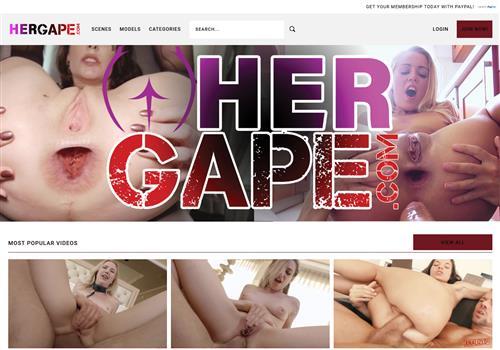 Her Gape